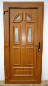 Vchodové dveře dřevěné bazar